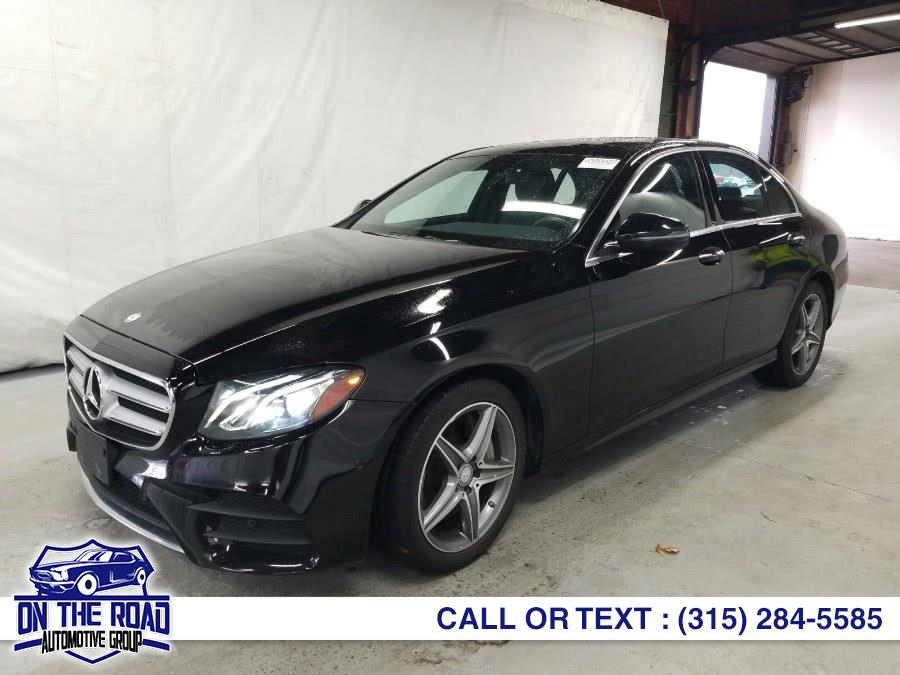Used 2017 Mercedes-Benz E-Class in Bronx, New York | On The Road Automotive Group Inc. Bronx, New York