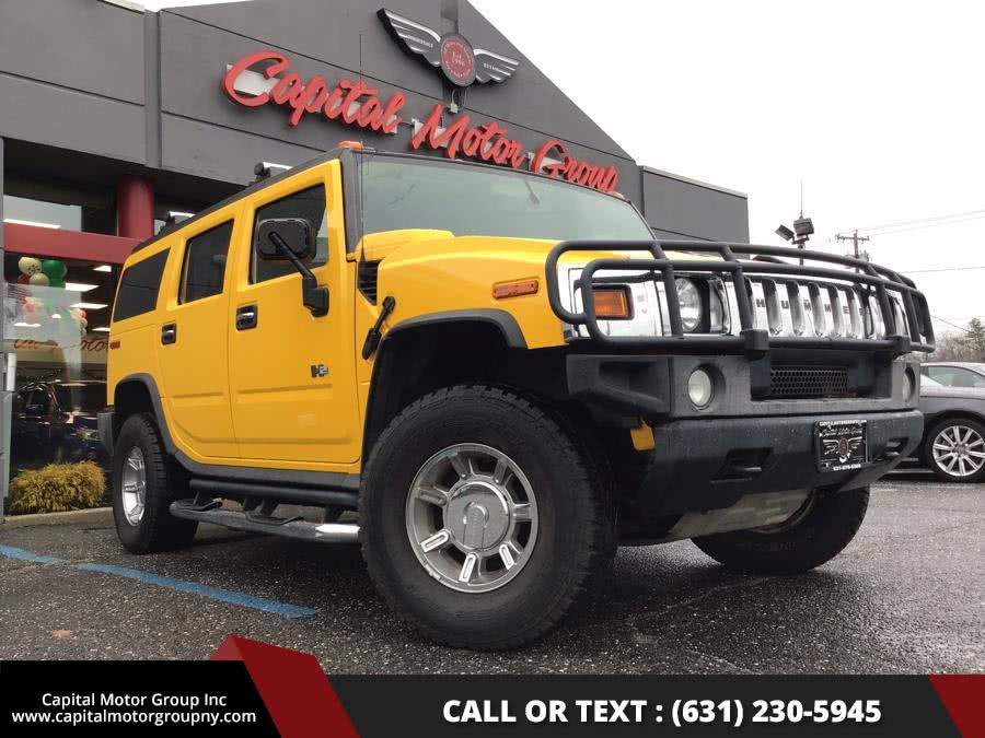 Used 2005 HUMMER H2 in Medford, New York | Capital Motor Group Inc. Medford, New York