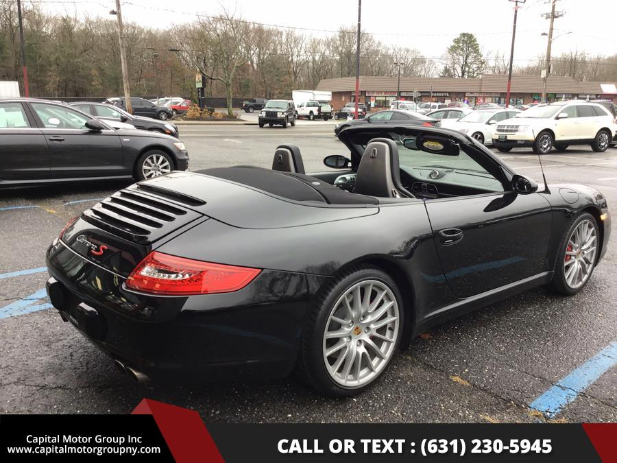 2005 Porsche 911 2dr Cabriolet Carrera S 997, available for sale in Medford, New York | Capital Motor Group Inc. Medford, New York