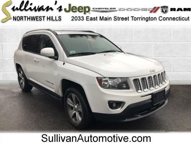 Used 2017 Jeep Compass in Avon, Connecticut | Sullivan Automotive Group. Avon, Connecticut