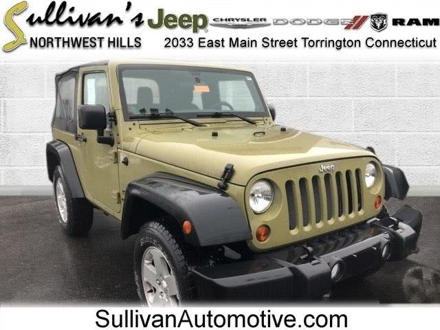 Used Jeep Wrangler Sport 2013 | Sullivan Automotive Group. Avon, Connecticut