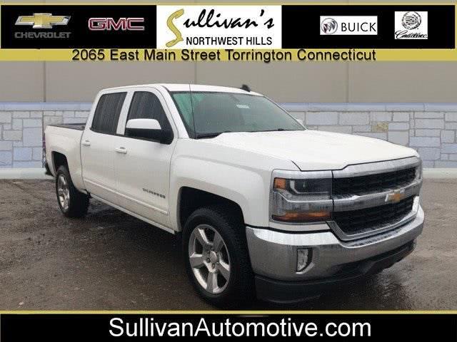 Used Chevrolet Silverado 1500 LT 2016 | Sullivan Automotive Group. Avon, Connecticut