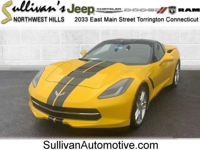 Used Chevrolet Corvette Stingray 2015 | Sullivan Automotive Group. Avon, Connecticut