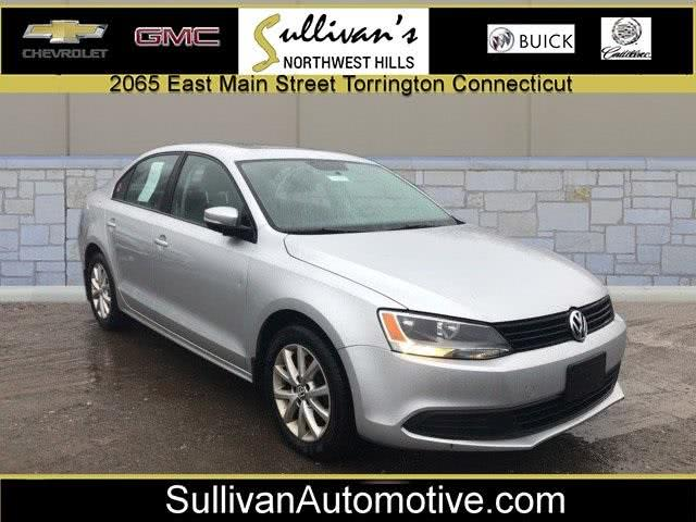 Used Volkswagen Jetta 2.5L SE 2011 | Sullivan Automotive Group. Avon, Connecticut
