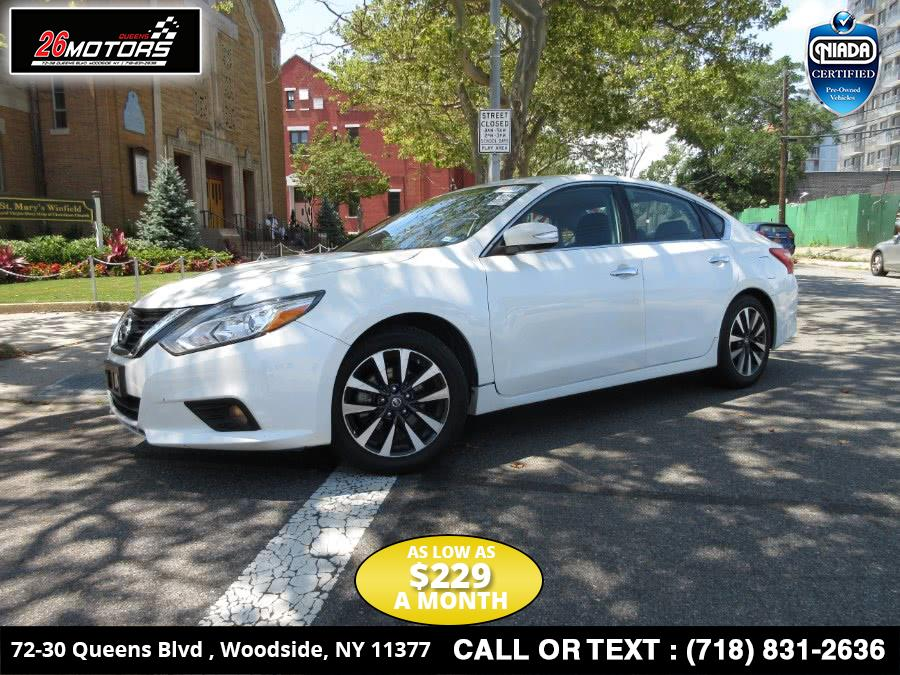 Used 2017 Nissan Altima in Bronx, New York | 26 Motors Corp. Bronx, New York