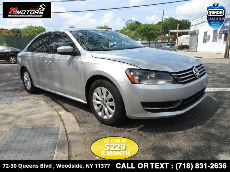 Used 2015 Volkswagen Passat in Bronx, New York | 26 Motors Corp. Bronx, New York