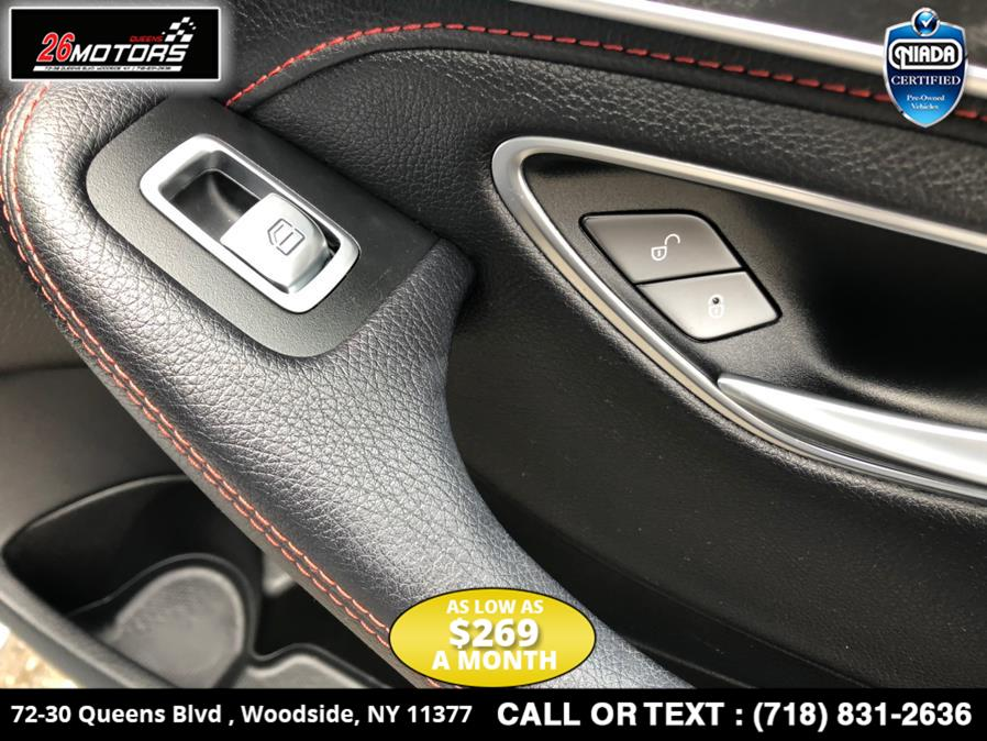 Used Mercedes-Benz C-Class 4dr Sdn C 450 AMG 4MATIC 2016 | 26 Motors Corp. Bronx, New York