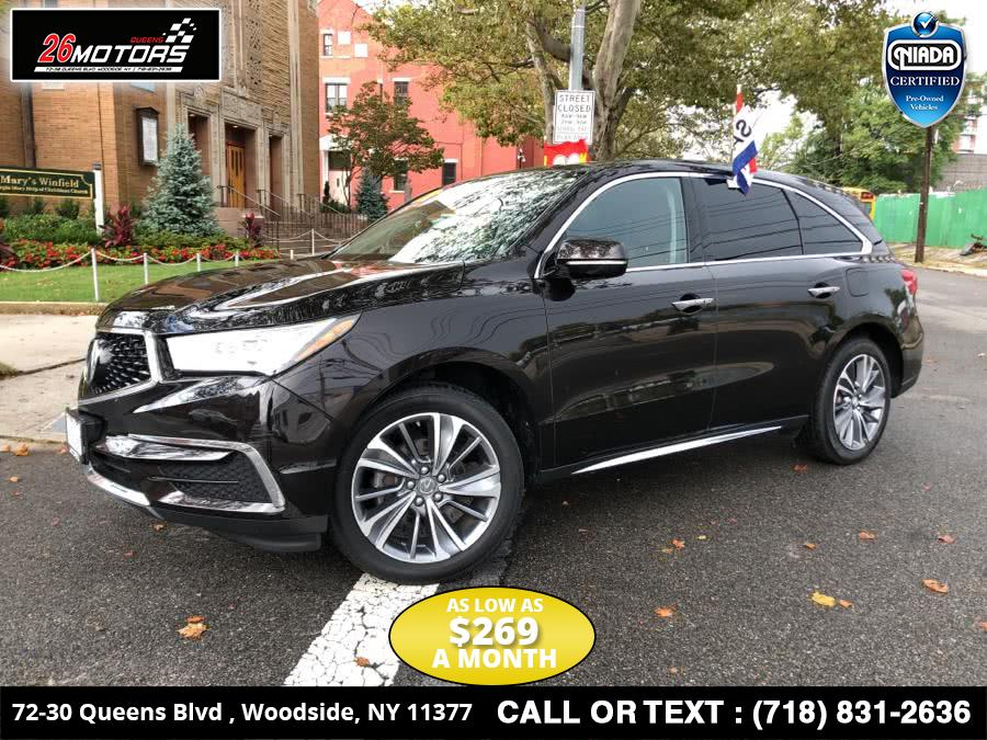 Used 2017 Acura MDX in Bronx, New York | 26 Motors Corp. Bronx, New York