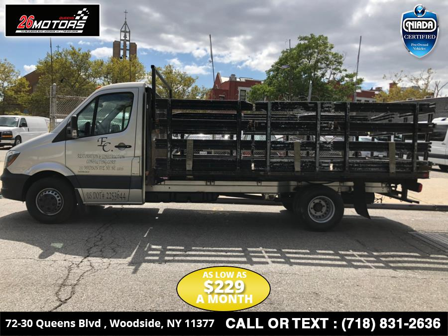 2014 Mercedes-Benz Sprinter Chassis-Cabs 2WD Reg Cab 170