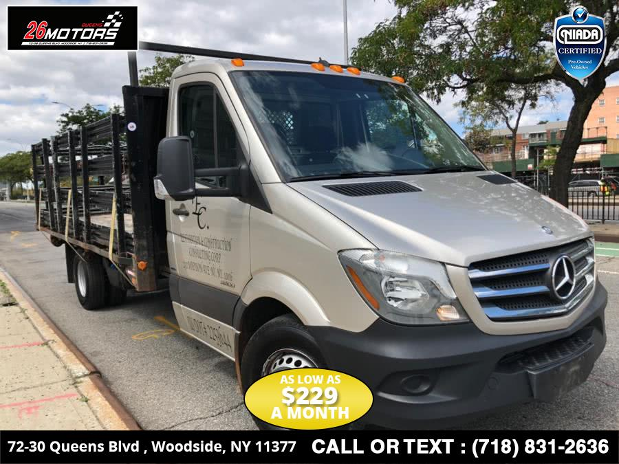 Used 2014 Mercedes-Benz Sprinter Chassis-Cabs in Bronx, New York | 26 Motors Corp. Bronx, New York