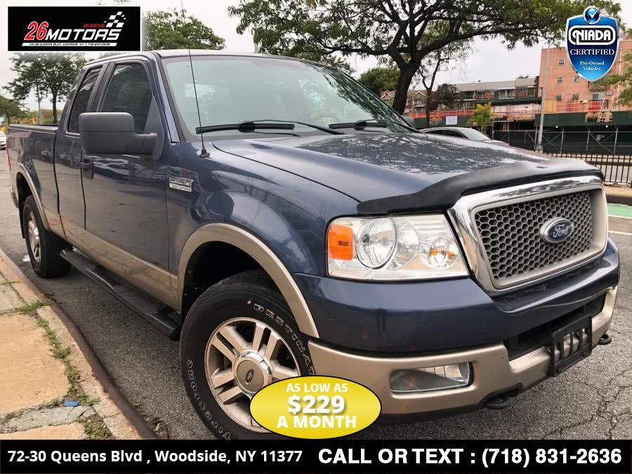 Used 2005 Ford F-150 in Bronx, New York | 26 Motors Corp. Bronx, New York
