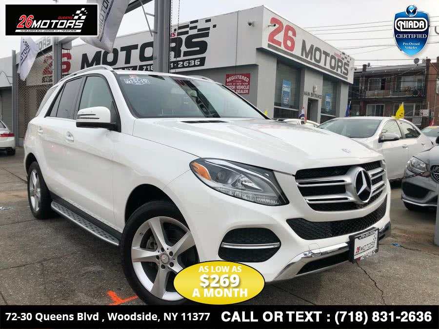 Used 2016 Mercedes-Benz GLE in Bronx, New York | 26 Motors Corp. Bronx, New York