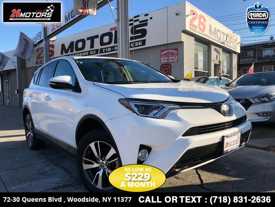 Used 2018 Toyota RAV4 in Bronx, New York | 26 Motors Corp. Bronx, New York