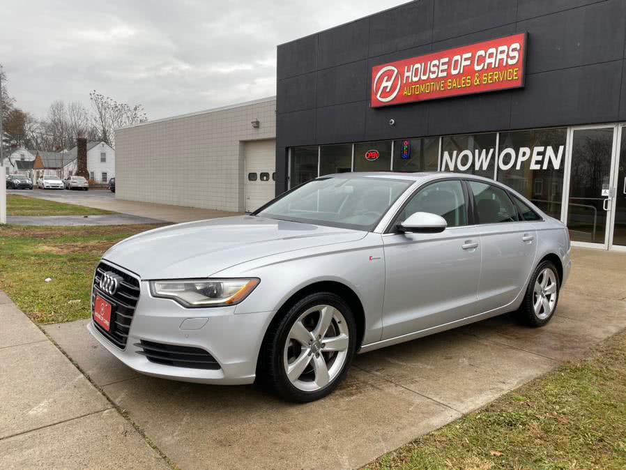 Used 2012 Audi A6 in Meriden, Connecticut | House of Cars CT. Meriden, Connecticut