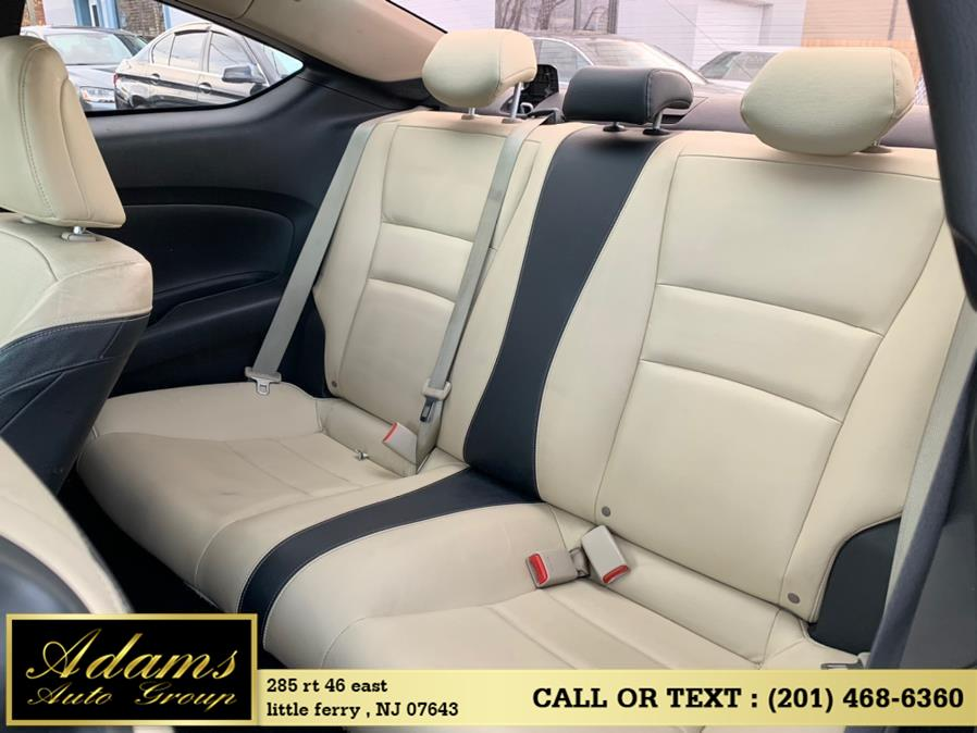 2014 Honda Accord Coupe 2dr I4 CVT EX-L, available for sale in Little Ferry , New Jersey | Adams Auto Group . Little Ferry , New Jersey