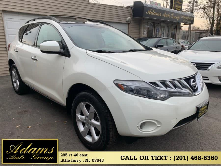 Used 2010 Nissan Murano in Little Ferry , New Jersey | Adams Auto Group . Little Ferry , New Jersey