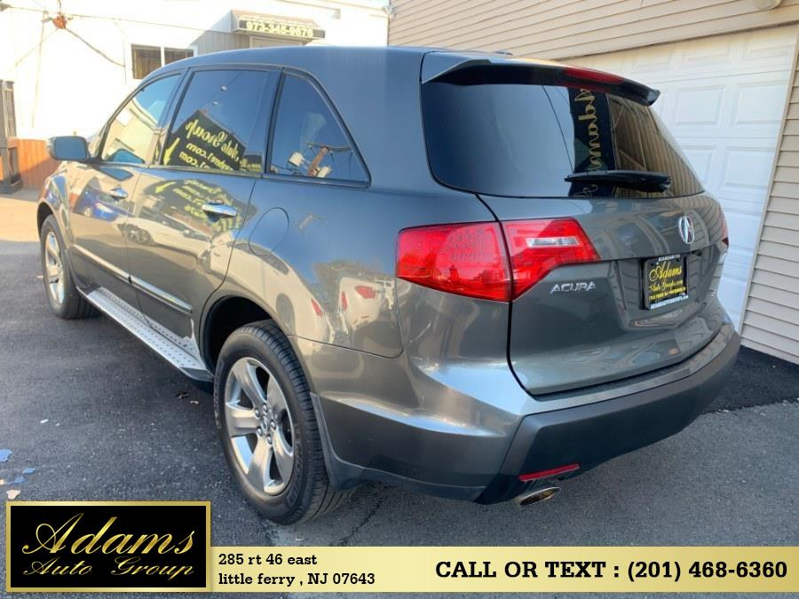 2007 Acura MDX 4WD 4dr Sport Pkg, available for sale in Little Ferry , New Jersey | Adams Auto Group . Little Ferry , New Jersey