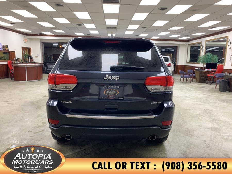 Used Jeep Grand Cherokee 4WD 4dr Limited 2014 | Autopia Motorcars Inc. Union, New Jersey