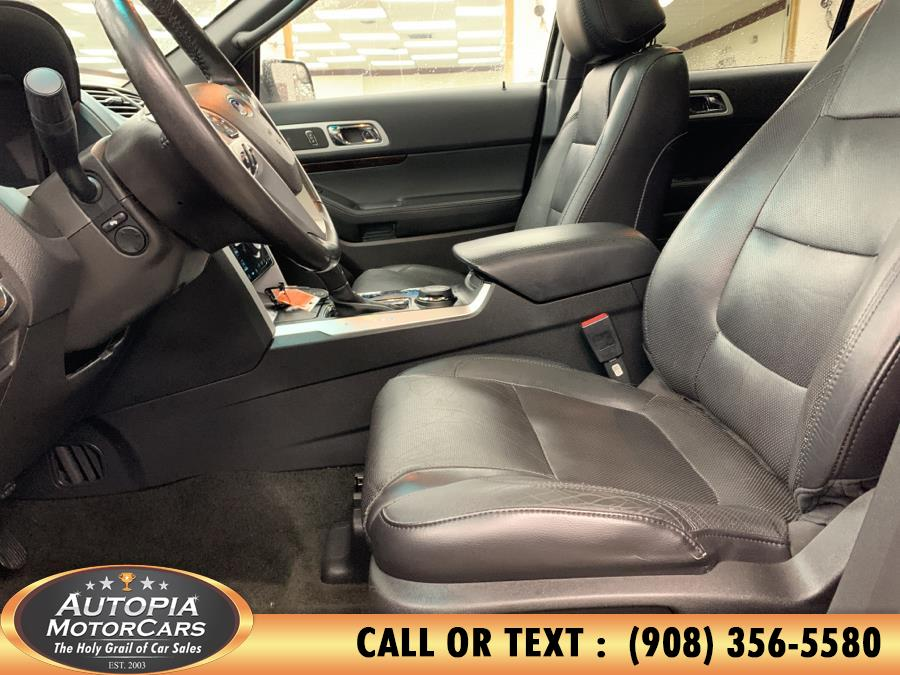 Used Ford Explorer 4WD 4dr Limited 2013   Autopia Motorcars Inc. Union, New Jersey