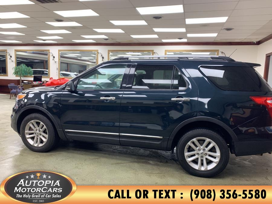 Used Ford Explorer 4WD 4dr XLT 2014 | Autopia Motorcars Inc. Union, New Jersey
