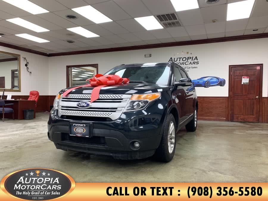 Used 2014 Ford Explorer in Union, New Jersey | Autopia Motorcars Inc. Union, New Jersey