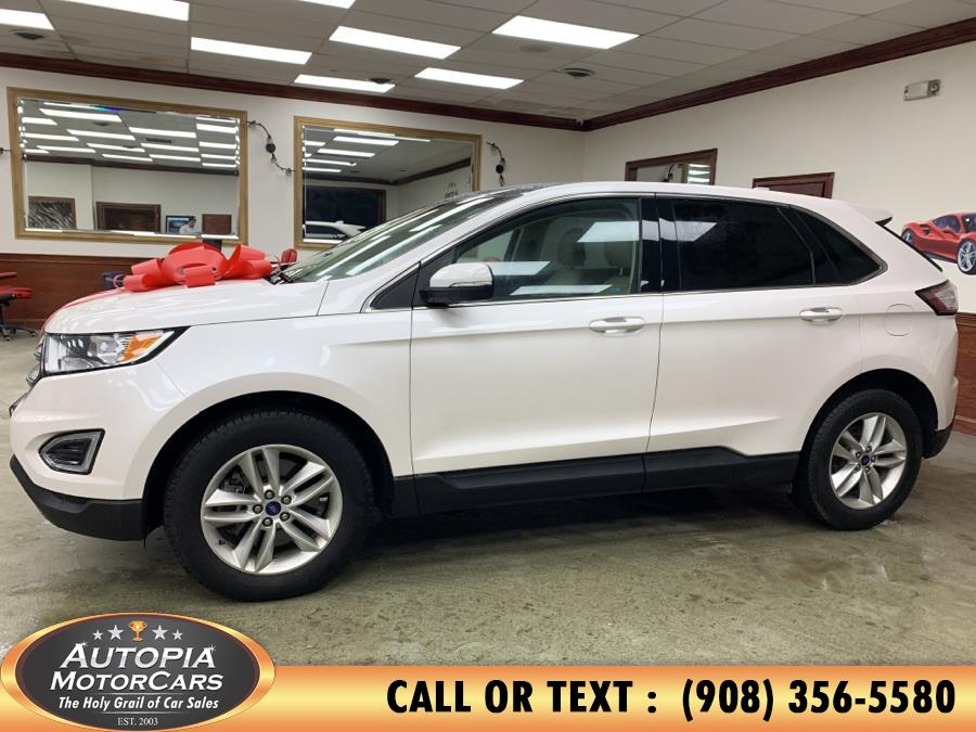 Used Ford Edge 4dr SEL AWD 2016 | Autopia Motorcars Inc. Union, New Jersey
