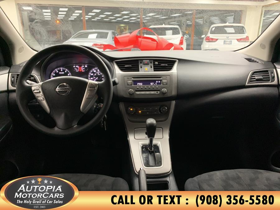 Used Nissan Sentra 4dr Sdn I4 CVT SV 2013 | Autopia Motorcars Inc. Union, New Jersey