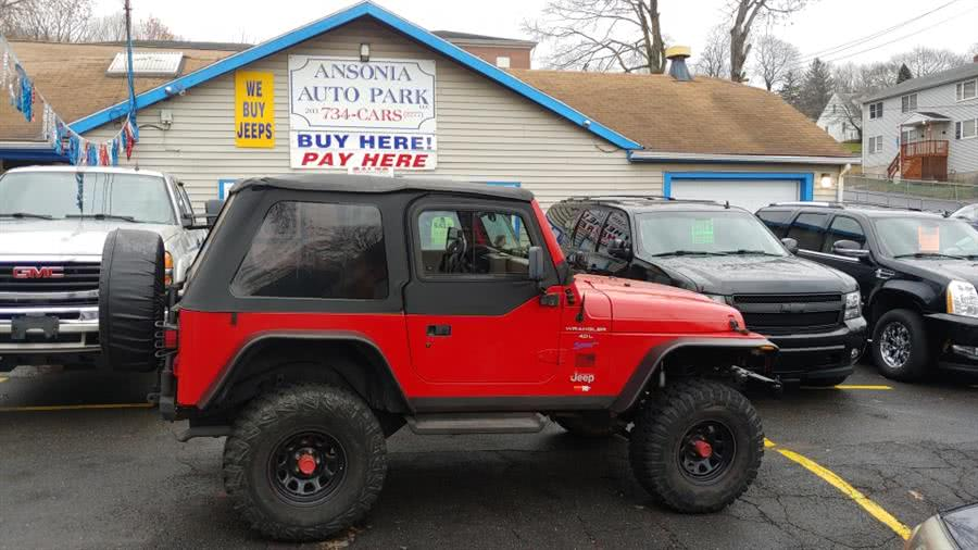 Used 1997 Jeep Wrangler in Ansonia, Connecticut