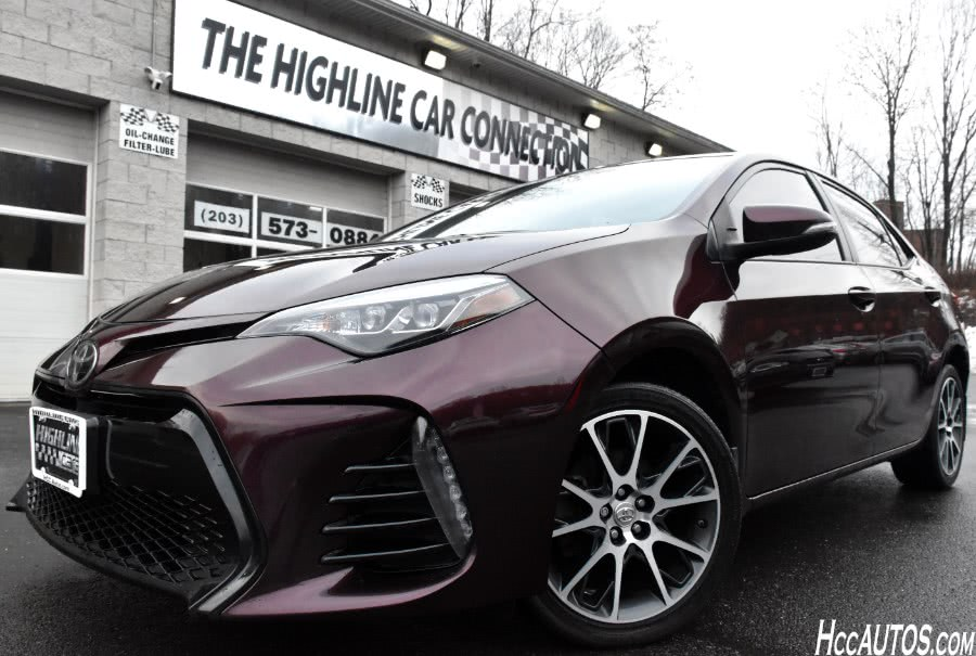 Used 2017 Toyota Corolla in Waterbury, Connecticut | Highline Car Connection. Waterbury, Connecticut
