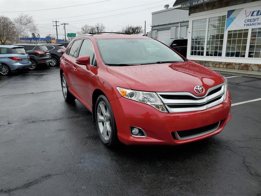 Used Toyota Venza 4dr Wgn V6 AWD XLE (Natl) 2014 | Saybrook Motor Sports. Old Saybrook, Connecticut