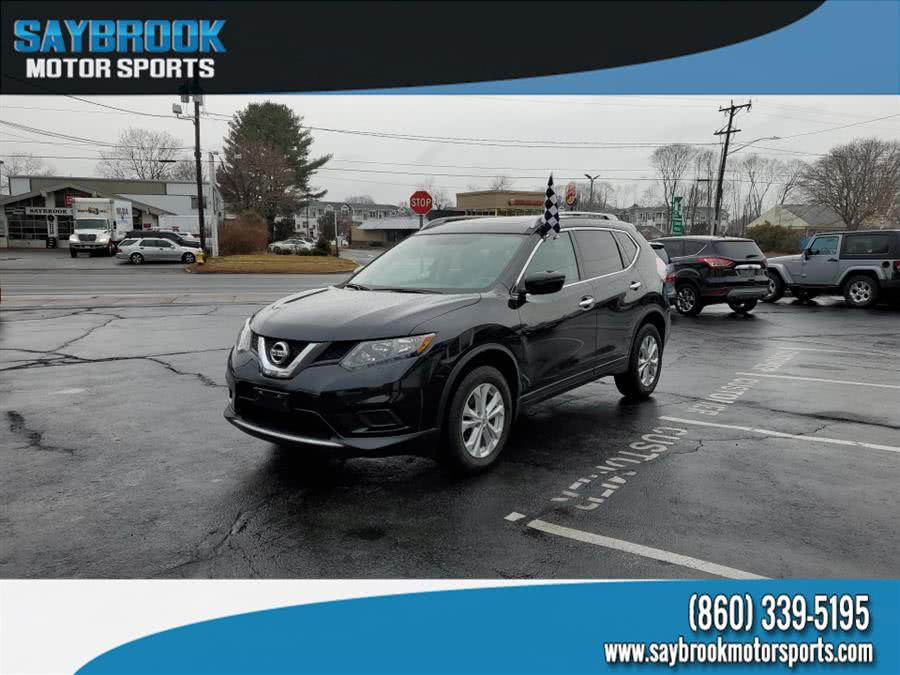Used 2016 Nissan Rogue in Old Saybrook, Connecticut | Saybrook Motor Sports. Old Saybrook, Connecticut
