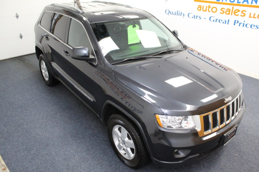2012 Jeep Grand Cherokee 4WD 4dr Laredo, available for sale in Plainville, Connecticut | New England Auto Sales LLC. Plainville, Connecticut