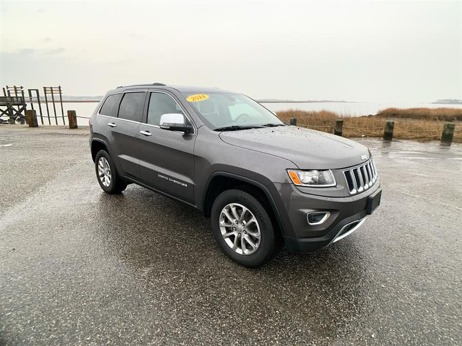 Used Jeep Grand Cherokee 4WD 4dr Limited 2014 | Wiz Leasing Inc. Stratford, Connecticut
