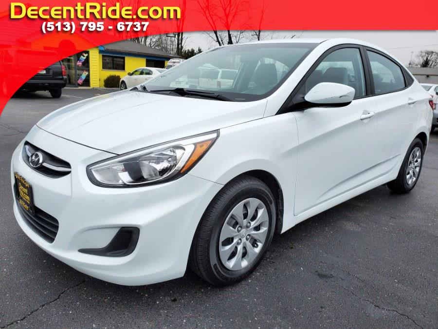 Used 2017 Hyundai Accent in West Chester, Ohio | Decent Ride.com. West Chester, Ohio