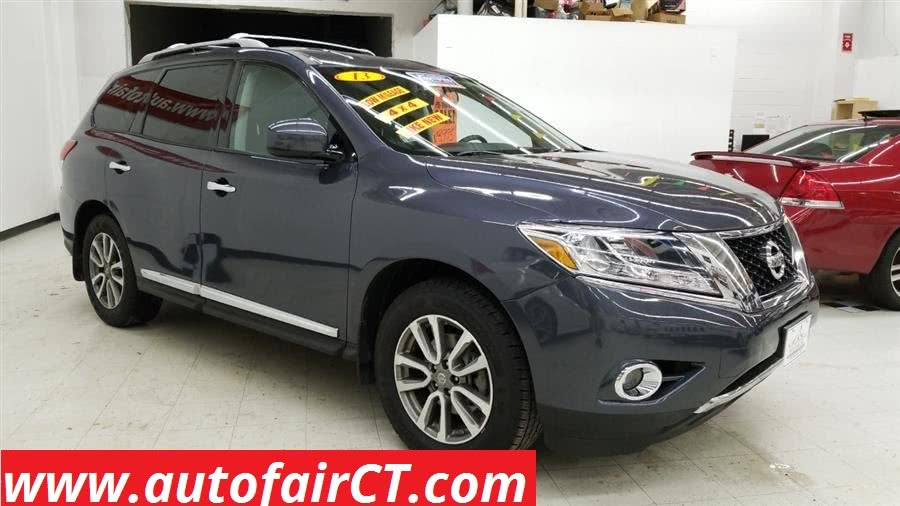 Used 2013 Nissan Pathfinder in West Haven, Connecticut