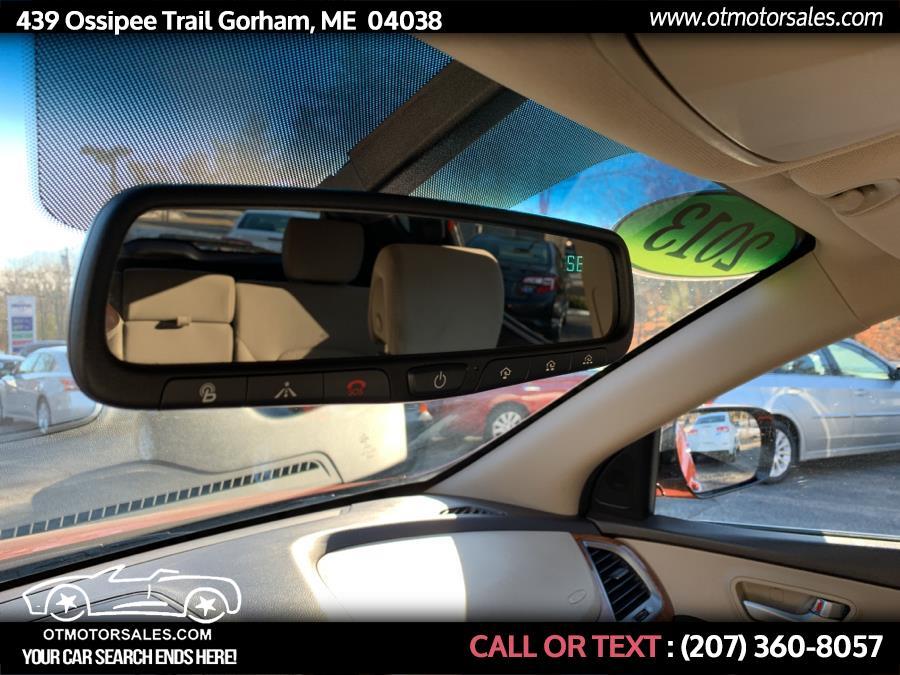 Used Hyundai Santa Fe AWD 4dr 2.0T Sport 2013   Ossipee Trail Motor Sales. Gorham, Maine