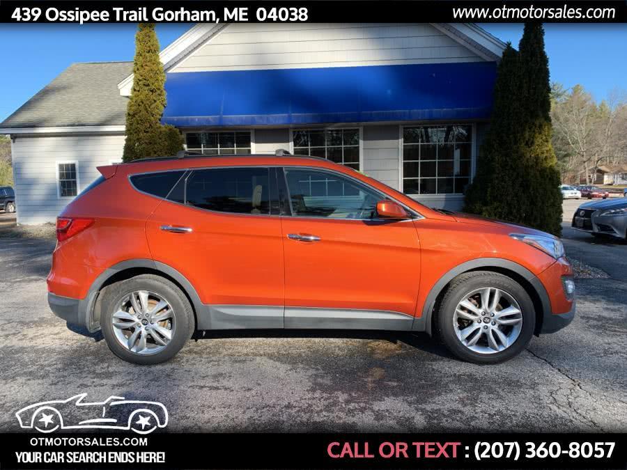 Used 2013 Hyundai Santa Fe in Gorham, Maine | Ossipee Trail Motor Sales. Gorham, Maine