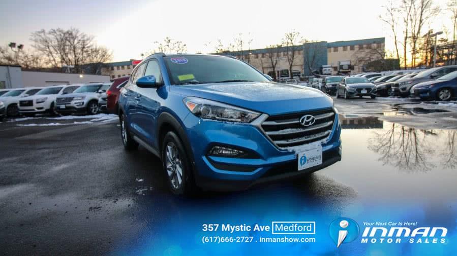 Used 2018 Hyundai Tucson in Medford, Massachusetts | Inman Motors Sales. Medford, Massachusetts