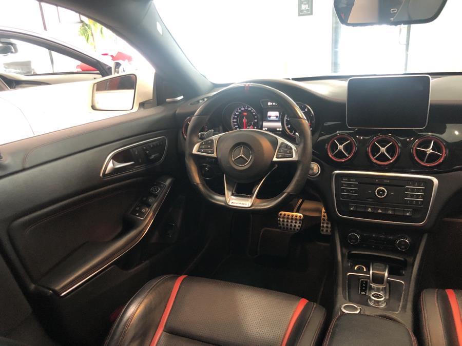 Used Mercedes-Benz CLA 4dr Sdn AMG CLA 45 4MATIC 2016 | Signature Auto Sales. Franklin Square, New York