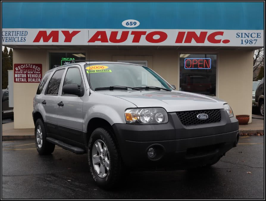 Used Ford Escape 4dr 3.0L XLT 4WD 2006 | My Auto Inc.. Huntington Station, New York