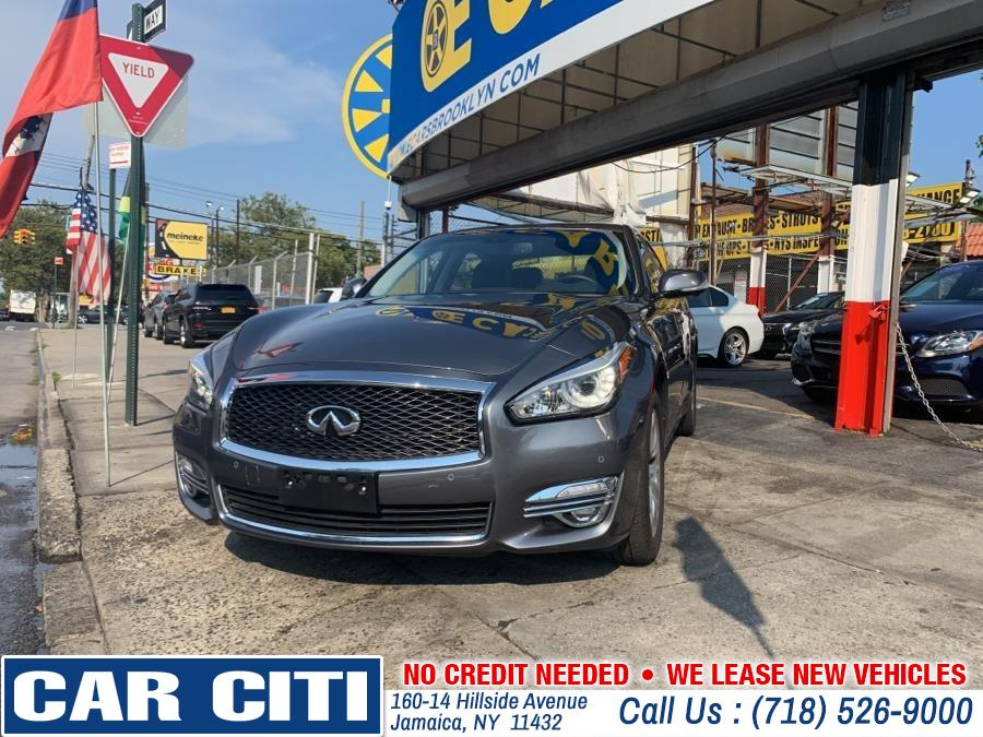 2019 INFINITI Q70L 3.7 LUXE RWD, available for sale in Brooklyn, New York | E Cars . Brooklyn, New York