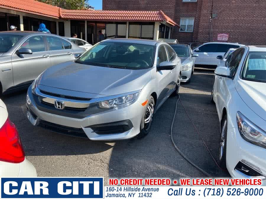 Used 2018 Honda Civic Sedan in Brooklyn, New York | E Cars . Brooklyn, New York