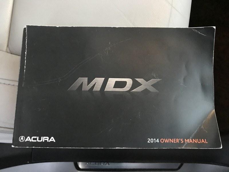 Used Acura MDX SH-AWD 4dr Tech Pkg 2014   Union Street Auto Sales. West Springfield, Massachusetts