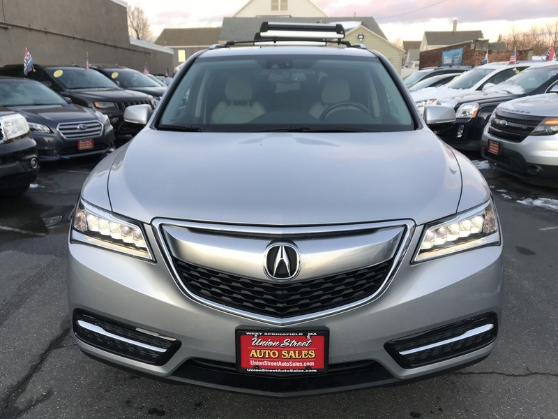 Used Acura MDX SH-AWD 4dr Tech Pkg 2014 | Union Street Auto Sales. West Springfield, Massachusetts