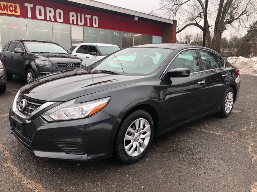 Used 2016 Nissan Altima in East Windsor, Connecticut | Toro Auto. East Windsor, Connecticut