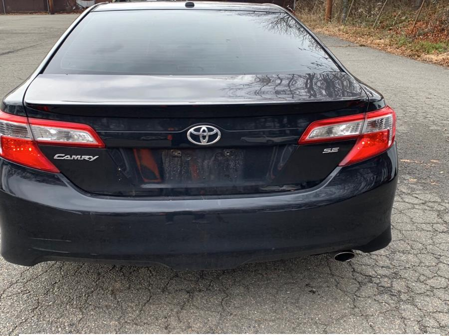 2012 Toyota Camry 4dr Sdn I4 Auto SE Sport Limited Edition (Natl), available for sale in Manchester, Connecticut | Best Auto Sales LLC. Manchester, Connecticut