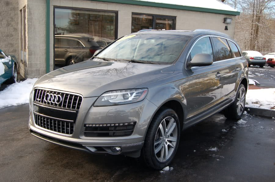 Used 2015 Audi Q7 in Old Saybrook, Connecticut | M&N`s Autohouse. Old Saybrook, Connecticut