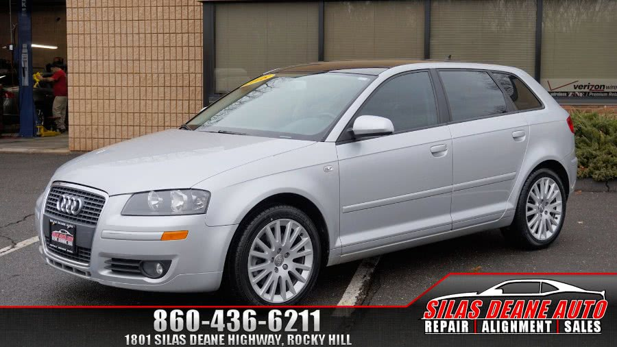 Used 2008 Audi A3 in Rocky Hill , Connecticut | Silas Deane Auto LLC. Rocky Hill , Connecticut