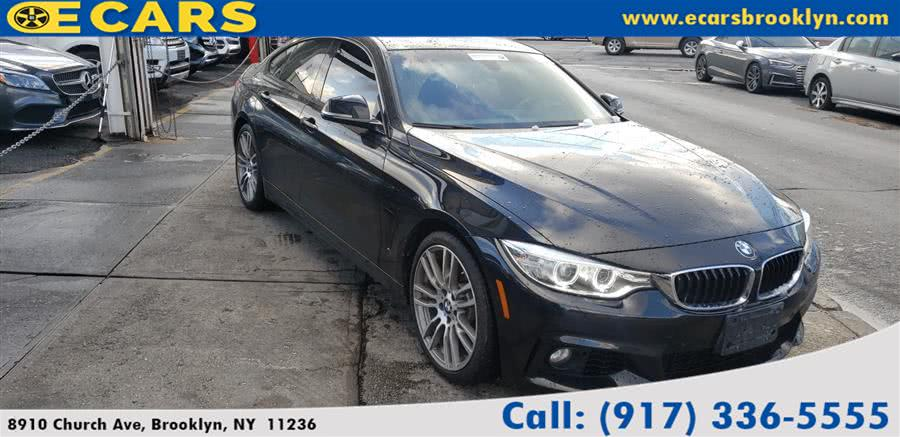 2017 BMW 4 Series 430i Gran Coupe SULEV, available for sale in Brooklyn, New York | E Cars . Brooklyn, New York