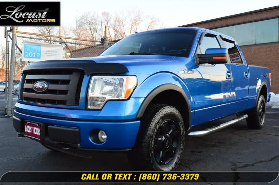 Used 2010 Ford F-150 in Hartford, Connecticut | Locust Motors LLC. Hartford, Connecticut